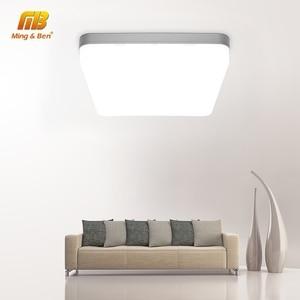 Ultra Thin LED Ceiling Lamp LED Modern Panel Light 48W 36W 24W 18W 9W 6W 85-265V Bedroom Kitchen Surface Mount Flush Panel Light(China)