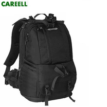 цена на Careell C1013 DSLR Camera Bag High Quality Backpack Professional Anti-theft Outdoor Men Women Backpack For Canon/Nikon camera