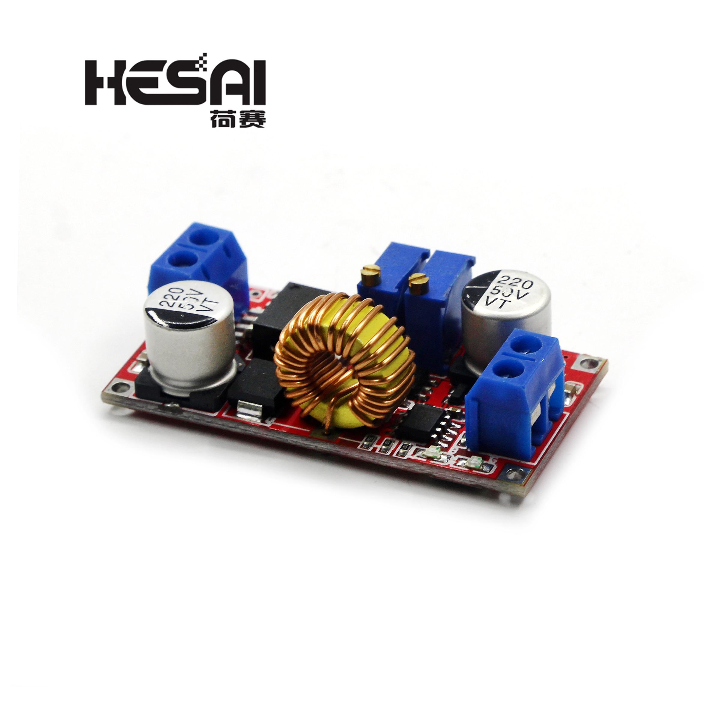 5A литиевая батарея понижающая плата для зарядки светодиодный преобразователь питания понижающий модуль XL4015
