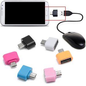 Мини OTG адаптеры, мобильный телефон, планшет, кардридер, Micro USB флэш-мышь, клавиатура, расширенные