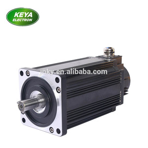 48V 1kw 2kw 3kw Permanent Magnet Brushless DC Motor with Encoder bldc servo motor with hall sensor for Farm machinery robot