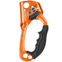 Outdoor Hand Ascender Rock Climbing Ascender 8 12mm Vertical Rope Access Climbing Rescue Caving Climbing Caving Outdoor Sports Climbing Accessories     -