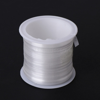 1 Roll 20M Rubber Band Line String Wire Used For Hunting Slingshot Catapult Head 4