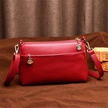 Bolsas De Mujer skórzane luksusowe torebki damskie torebki projektant małe torby na ramię Crossbody dla kobiet 2020 torebki damskie torebki