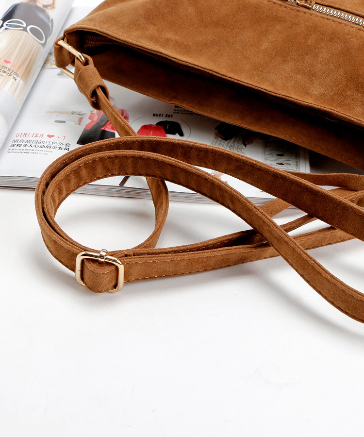 Tassel Rivet Lady Messenger Bag Shoulder Pu Women Fashion Handbag Small Package Gift Mobile Phone Bag Purse Shopping Bag