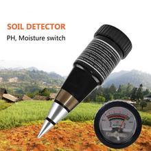 РН-тестер влажности почвы измеритель влажности детектор садового растения Цветок тестер инструмент короткий стиль