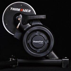Image 4 - ใหม่Thinkrider X7 3 MTBจักรยานสมาร์ทเทรนเนอร์จักรยานคาร์บอนไฟเบอร์กรอบBuilt In Power Meterจักรยานtrainersแพลตฟอร์ม