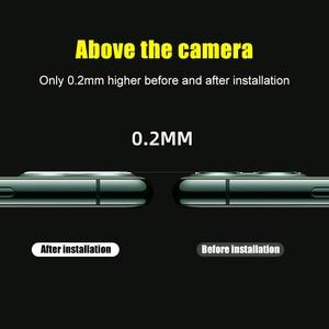 2 шт. Защитное стекло для объектива для iPhone 11 Pro Max камера закаленное стекло 11Pro пленка защита экрана 11Max Promax Tremp армированный лист