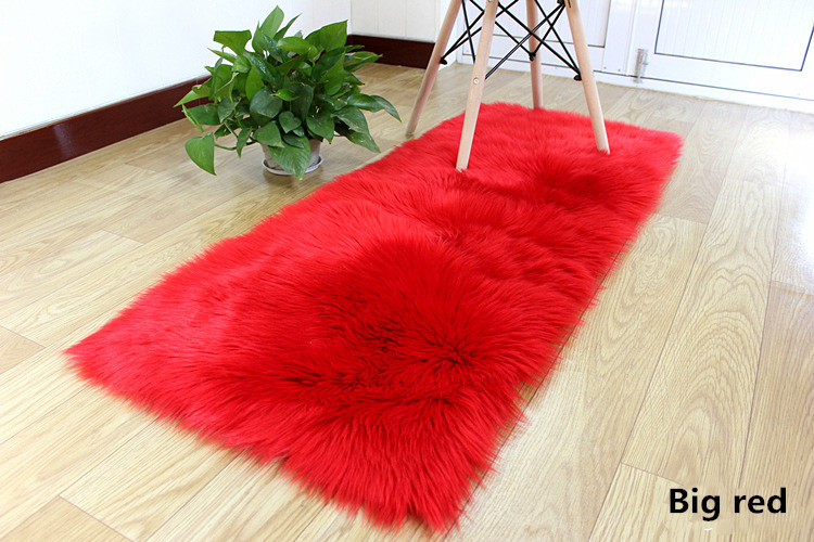 1 nordic hairy entrance hall child`s rug (4)