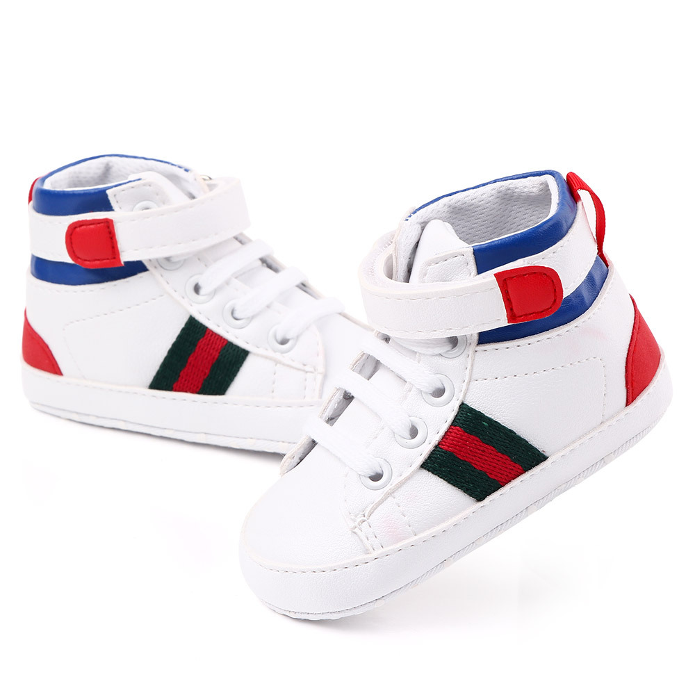 Baby Shoes  Toddler Shoes  PU  Baby Shoes Girls  Striped  Infant Shoes  Spring/Autumn  Toddler Shoes  Shoes Baby Boy