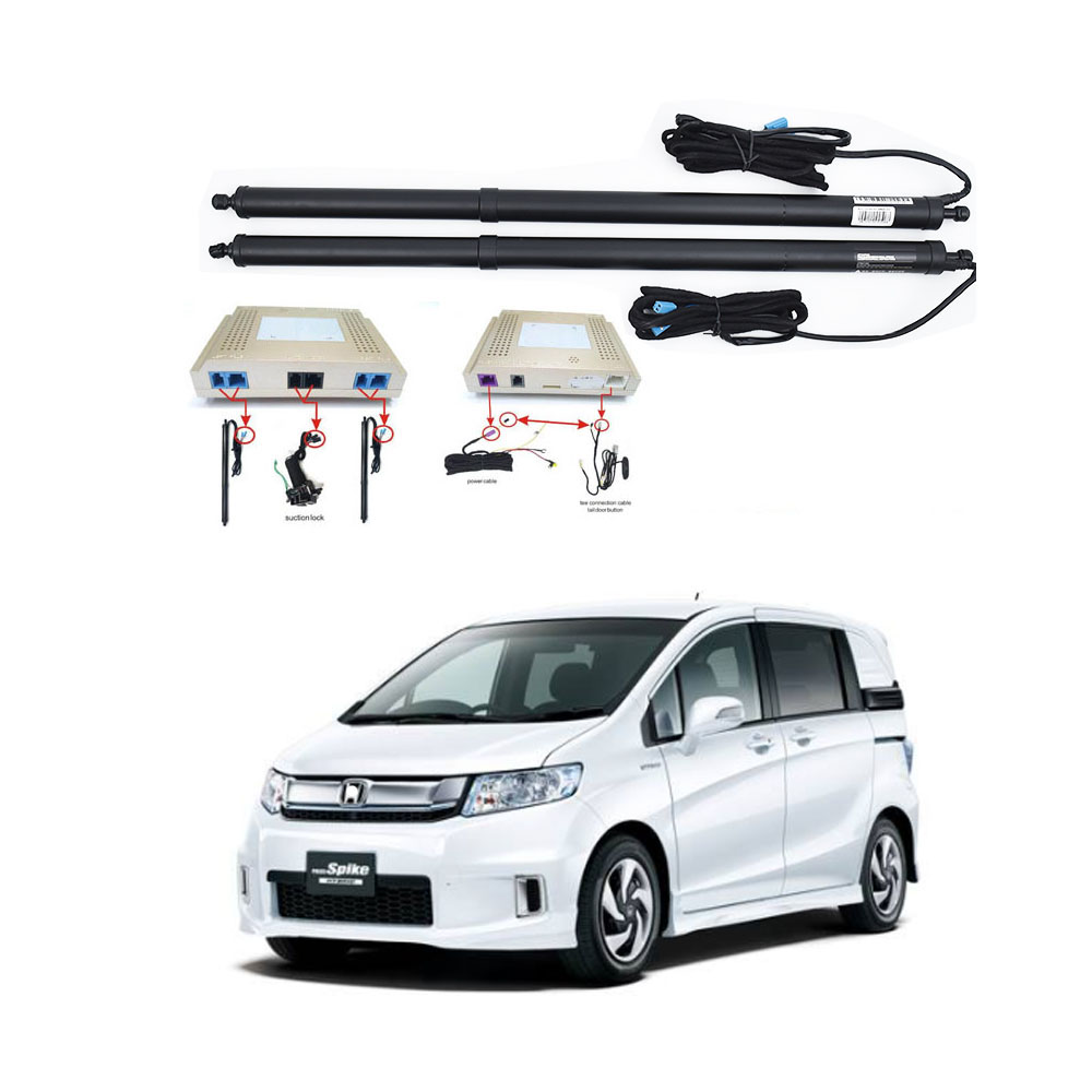 New Electric Tailgate Refitted For HONDA FREED 2016 -2018 Tail Box Intelligent Electric Tail Door Power Tailgate Lift Lock