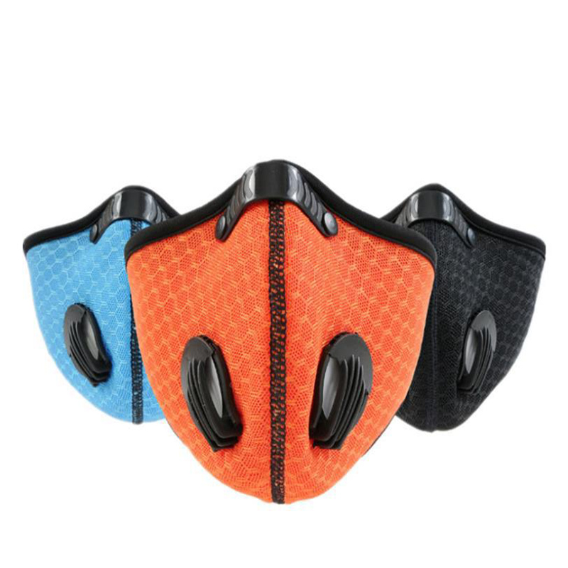 Outdoor Sport  Mask Women Gril  Man Dustproof Activate Comfortable And Breathable Winter Cold Protection GIft Fashion