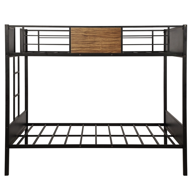Twin-over-Twin Steel Framed Bunkbed 4
