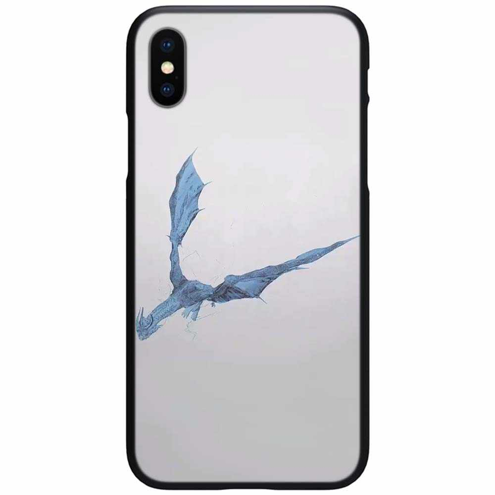 Q7 TPU para iPhone cubierta del teléfono para Apple iPhone 6 6S 7 7 8 Plus 5 5S SE X XS X funda suave de silicona MAX XR