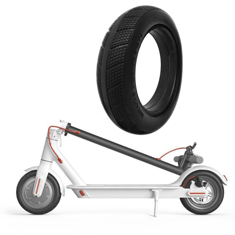 1Pcs for Xiaomi Mijia M365 8.5 Inch Electric Scooter Solid Tire 8 1/2X2 Free Inflatable Tire Pattern|Tires| |  - title=