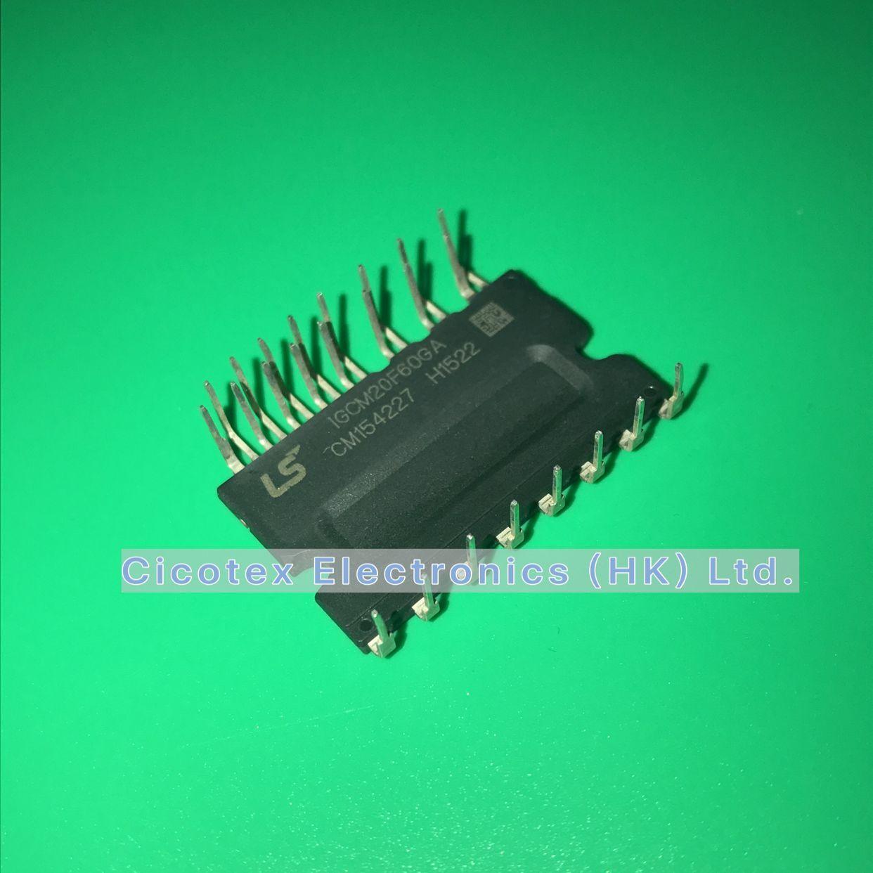 IGCM20F60GA Module IGCM 20F60GA IGBT Power Driver Module IGBT 3 Phase 600V 20A 24-PowerDIP Module (1.028