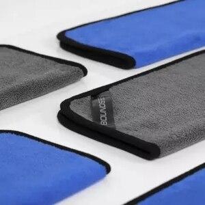 Image 4 - Xiaomi Youpin Nanofiber Tepeldoekje Geen Water Merken Niet Pijn De Verf Wasstraat Handdoek
