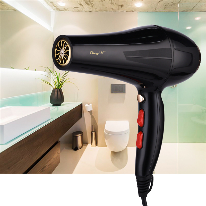 5000W Hairdryer Blue Light Hydra Negative ions Blow Dryer Super Wind Professional Hair Dryers Salon Styling Tools 220-240V P34