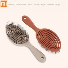 XIAOMI Xinzhi Soothing Pressure Elastic Comb Relaxing Elastic Massage Comb Portable Hair Brush Massage Brush for Women/Men