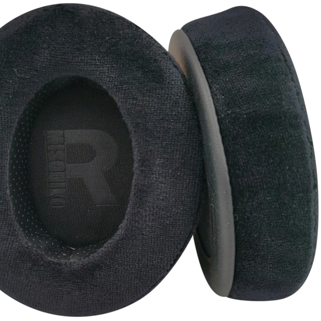 misodiko [Upgraded Comfy] Ear Pads Cushions Earpads Replacement for ATH M50x M40x M30x MSR7, Shure SRH440 SRH840 SRH1440 SRH1840