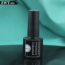 Base Coat 8Ml Gel Nail Polish Melindungi Kuku UV LED Lamp Semi Pernis Permanen Kuku Seni Rendam Off Gel cat Kuku(China)