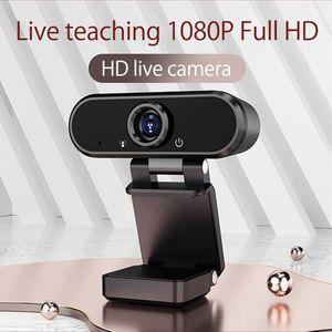 1080p hd webcam webcam câmera da web embutido microfone foco automático 90 ° ângulo vista webcam completo hd 1080p web para pc micro câmera