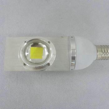 Светодиодный уличный светильник E27 E40, 40 Вт, IP54, водонепроницаемый, для улицы, сада, двора, Пласа, ландшафтный, полюсный, точечный светильник, н