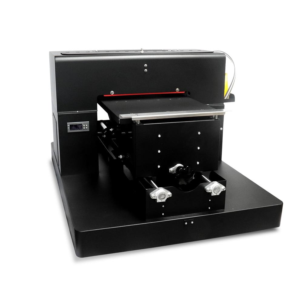 옷을위한 A3 크기 평상 형 트레일러 인쇄 기계 DTG - 사무용 전자 제품 - 사진 5