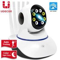 Yoosee-cámara de seguridad IP inalámbrica para el hogar, dispositivo de vigilancia CCTV con visión nocturna, Pan Tilt, Monitor de bebé, 1080P, HD