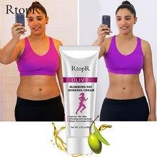 Crème amincissante pour le corps, combustion des graisses à l'olive, perte de poids, crée une belle Cellulite incurvée, Anti-rides, 80G