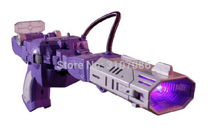Image 4 - G1 Shockwave MasterPiece With Light Transformation MP 29 KO Collection Action Figure Robot Toys