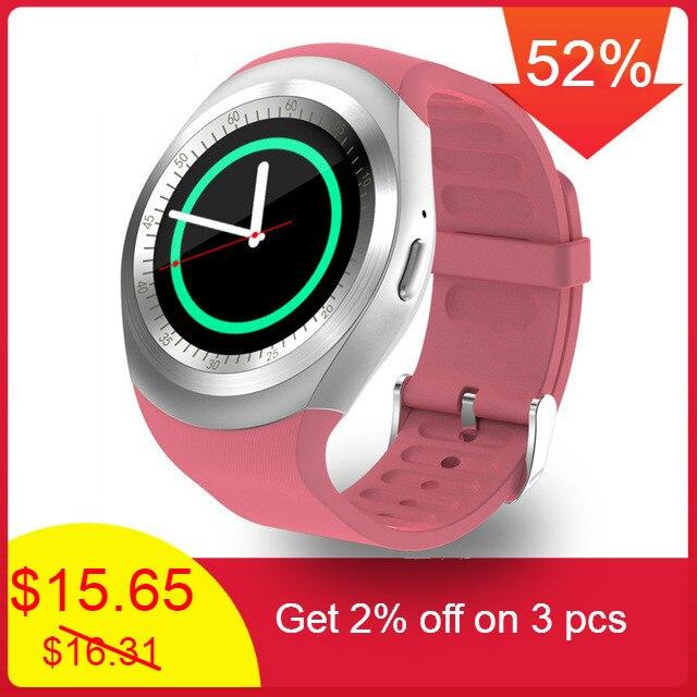 696 NEW Sport smart watch Y1HR Heart Rate monitor Passometer smart watch men Fitness Tracker smart bracelet Information Display meanit m5