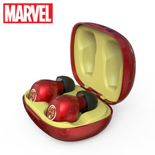 Marvel's original Spider-Man TWS wireless Bluetooth headset game invisible Sports Iron Man In-ear Headset