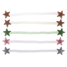 Strap-Accessories Tieback-Holder Curtain-Clip-Holder Star-Shape Home-Decor Magnetic Window