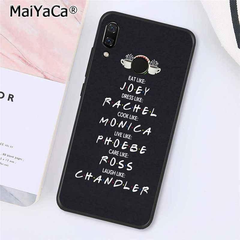 Maiyaca Central Perk Kopi Teman Acara TV Ponsel Case untuk Xiaomi Redmi8 4X 6A S2 5A Redmi 5Plus note7 8Pro 7A 6A