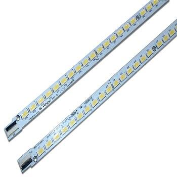 "10 Pieces/lot for 46E65SG 46""V460H1-LS2 LED strip V460H1-LS2-TREM5 V460H1-LS2-TLEM5 80LED 597MM"