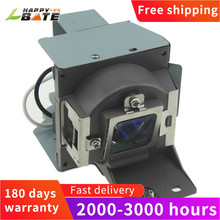 HAPPYBATE Wholesale 5J.J4S05.001 Replacement Projector Lamp with Housing for MW814ST With 180 days Warranty