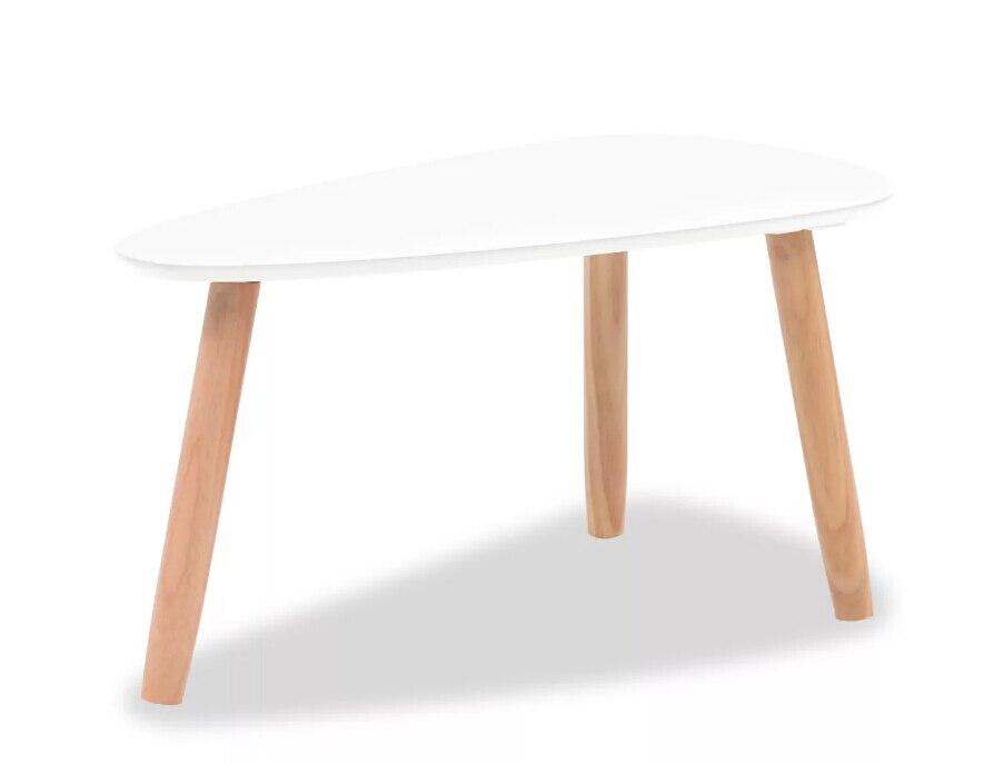 Best Deal 7667 Vidaxzl 2 Pieces Set Coffee Table Solid Pinewood