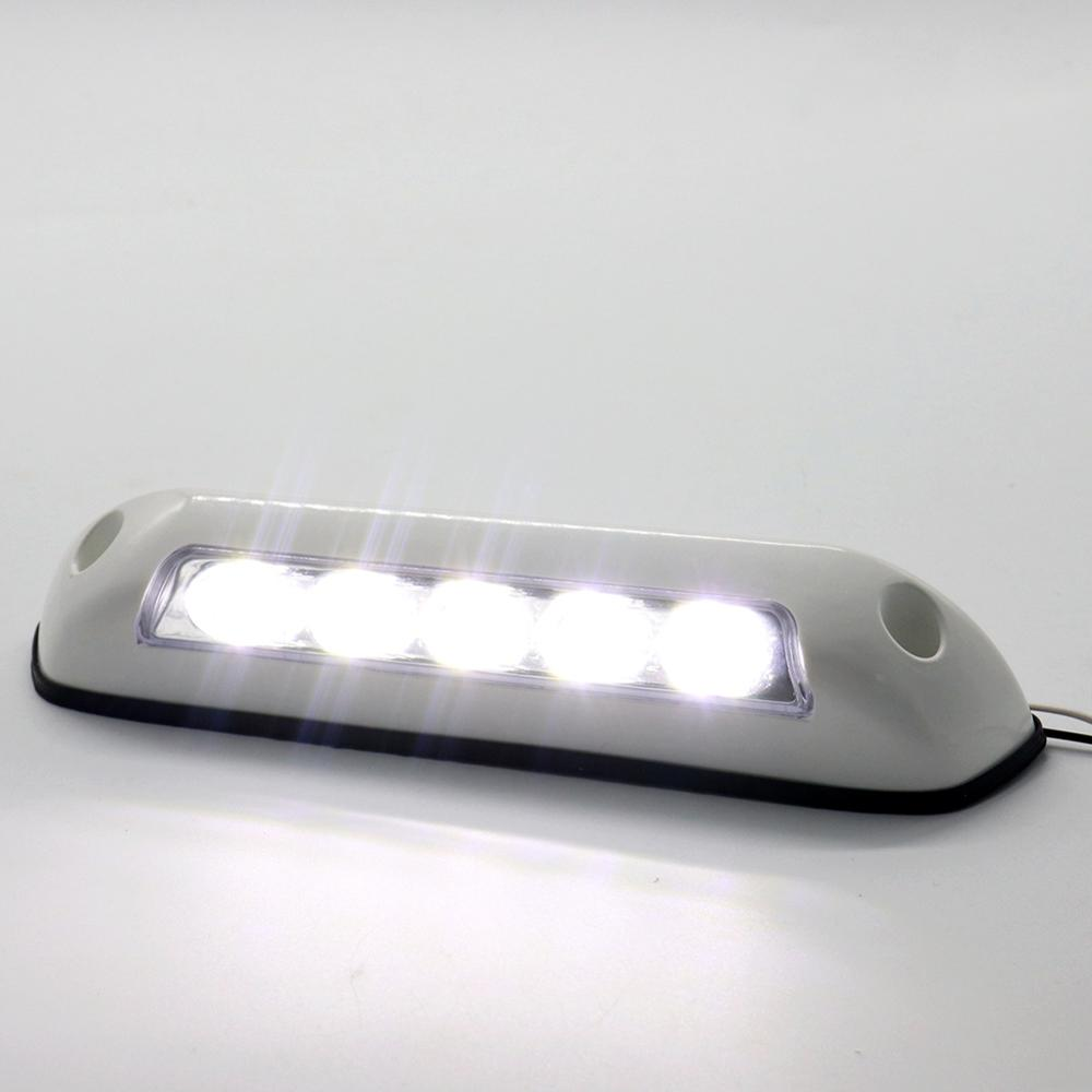 12V LED RV Awning Porch Light IP67 Waterproof LED Light For Marine Caravan Camper Trailer Exterior Camping Lamp 2.6W 12V LED RV