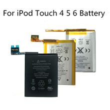 Sinbedal For Ipod Touch Battery For iPod Touch 3 4 5 6  Battery for iPod Touch 3 4 5th 6th Generation Phone Battery цена