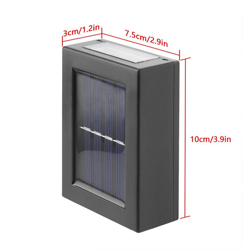 solar lampada de parede decorativa para areas 05