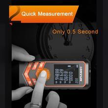 40 м ручной лазерный дальномер дальномеры пространство области объем угол автоматическая калибровка дальномер HuntingLV005820