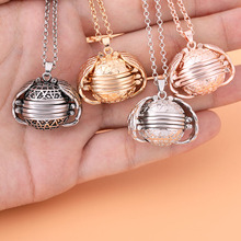 New Hot Big Promotion Photo memory Pendant Vintage Angel Wings Necklace Fashionable Women's Ac...