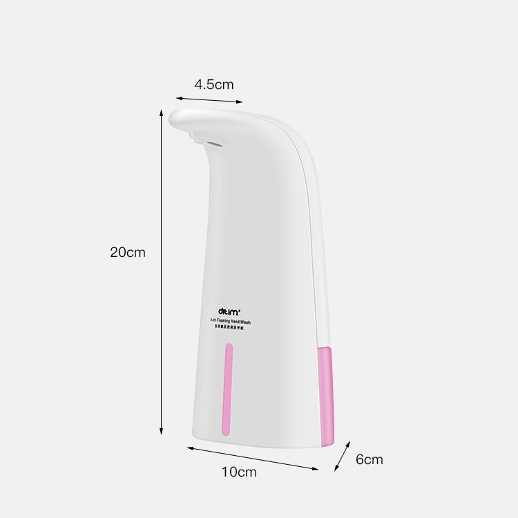 Automatic Soap Dispenser Touchless Hand Sanitizer Bathroom Dispenser Smart Sensor Foam Liquid Soap Dispenser For Kitchen