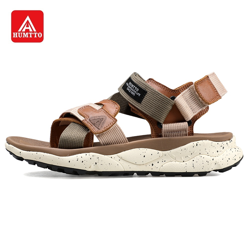 HUMTTO Shopping Mens/Womens Sandals Outdoor Beach Emale Increase in Height  Leisure and Comfort Ultralight Male/Female+Shoes|Beach & Outdoor Sandals| -  AliExpress
