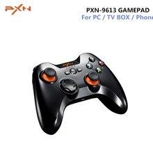 PXN PXN-9613 Gamepad Wireless Bluetooth Game Controller Portable Handle Bracket