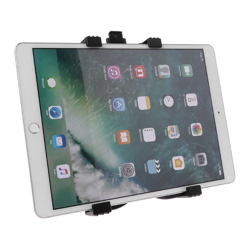 """Tablet Holder 7-11\"""" Computer Retractable Bracket Clip Adjustable Self-Stick Tripod Mount Stand Accessories for Apple iPad"""