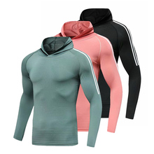 Men's Running T-Shirt, Quick-drying Compression Sports T-Shirt, Gym T-Shirt, Soccer Jersey Sportswear Comprehensive Training Top