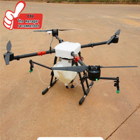 4 axis 10KG Agricultural protection Drone multi axis Agricultural protection UAV For Sprinkle pesticides RTF