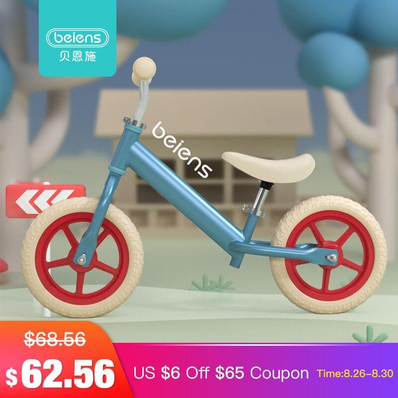 Beiens enfants voiture Balance vélo pour enfants Train monter sur voiture jouets pour enfants garçons bambin marche vélo